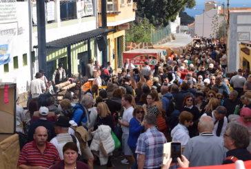 El Día del Turista supera todas las previsiones en Tenteniguada