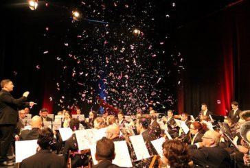 La banda de la Sociedad Musical Villa de Ingenio estrena en febrero la suite 'El Olimpo de los Dioses'