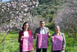Paisaje, tradiciones y productos de la tierra protagonizan la Ruta del Almendrero en Flor en Valsequillo