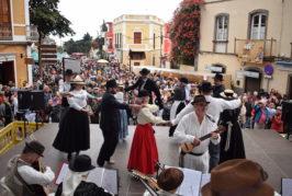 Gran Canaria se vuelca con la Ruta del Almendrero en Flor de Valsequillo