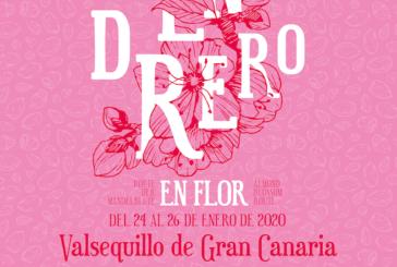Consulte el Programa de la Ruta del Almendrero en Flor 2020 en Valsequillo de G.C.