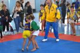 Valsequillo acoge el XII Encuentro de Lucha Canaria