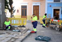 Comienzan a trabajar 21 beneficiarios del nuevo plan de empleo en Valsequillo