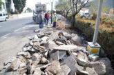 El Ayuntamiento de Valsequillo sigue mejorando las aceras y zonas peatonales del municipio