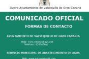 Valsequillo sigue tomando medidas para facilitar la atención a la ciudadanía en relación al COVID-19
