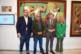 Presentado el programa de actos conmemorativo del Centenario del Nacimiento de Antonio Padrón