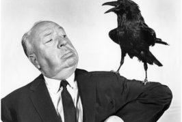 Elio Quiroga aborda el cine de Hitchcock en la Biblioteca Insular