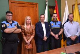 Valsequillo incorpora un nuevo agente a la Policía Local