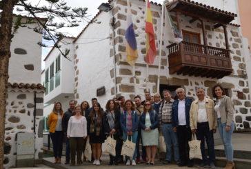 26 alumnos y 15 profesores han convivido en Valsequillo en el marco de un proyecto europeo