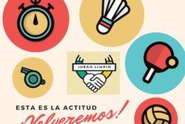 Valsequillo propone a los vecinos a compartir sus fotos haciendo deporte