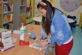 La biblioteca de Valsequillo lleva los libros a domicilio