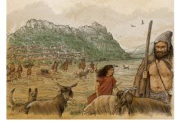 Tibicena. Arqueología y Patrimonio presenta  El tiempo perdido. Un relato arqueológico de la Tirajana Indígena