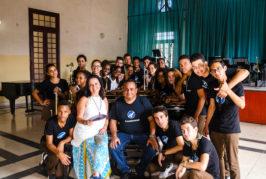 Olga Cerpa y Mestisay estrenan video junto a la Jazz Band del Conservatorio habanero Amadeo Roldán