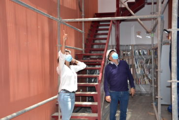 "Valsequillo mejora la Biblioteca Municipal ""Benito Pérez Galdós"""