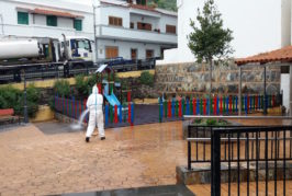El Ayuntamiento de Valsequillo abre los parques y canchas deportivas municipales