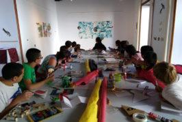 El Centro de Artes Plásticas del Cabildo organiza en julio distintos talleres artísticos infantiles gratuitos