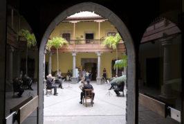 La música de la OFGC ameniza la reapertura de los museos del Cabildo