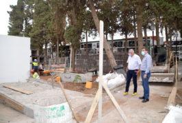 El cementerio de Valsequillo contará con baños públicos