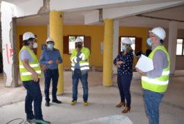 Valsequillo contará con un edificio polivalente con salas multifuncionales destinadas a eventos, talleres y formación