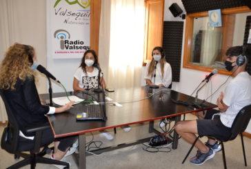 Jóvenes de Valsequillo lanzan un vídeo fomentando el uso de la mascarilla