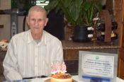 Antoñito Rodríguez cumple 100 años en Valsequillo
