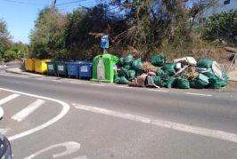 «El servicio de limpieza lleva 20 meses sin la fiscalización externa que prometió el alcalde» Juan C. Atta (AV)