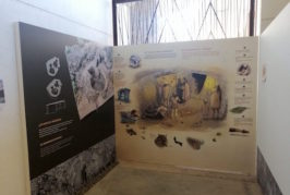 Inauguración de la exposición El Tiempo Perdido. Un relato arqueológico de la Tirajana Indígena
