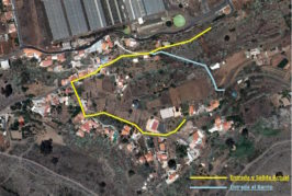 Los Llanetes más cerca de tener una nueva vía de acceso al barrio
