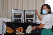 Valsequillo adquiere nuevos instrumentos para la Escuela Municipal de Música