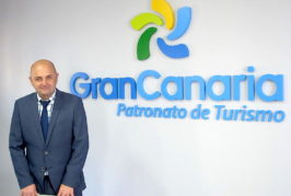 El valsequillero Jorge Nuez entrevista a Carlos Álamo, consejero de turismo del Cabildo de G.C.