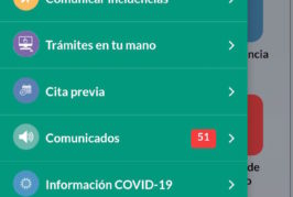Los centros educativos de Valsequillo empiezan a utilizar la «App» municipal para informar a los padres y madres