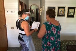 Valsequillo edita un manual básico para los cuidadores de personas dependientes