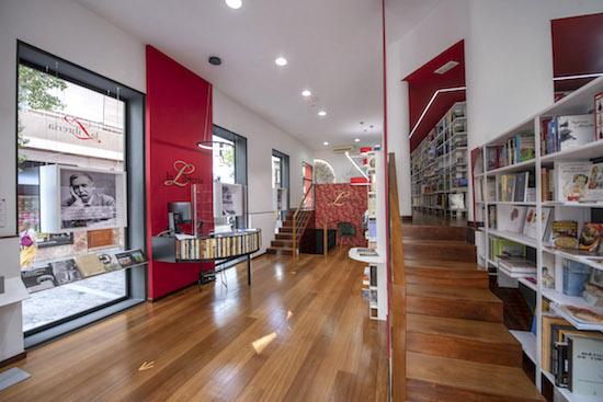 Reabierta 'La Librería' del Cabildo de Gran Canaria tras una importante reforma realizada para celebrar sus 25 años de existencia