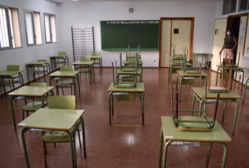 Los alumnos de Valsequillo inician el curso sin incidencias