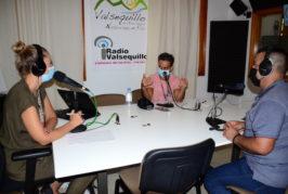 Valsequillo vive sus fiestas a través de la Radio Municipal