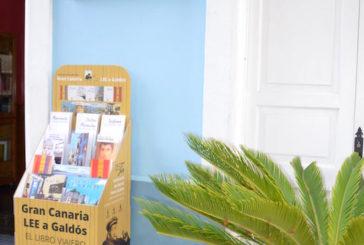 12.000 ejemplares se distribuyen gratuitamente en la isla bajo la iniciativa 'Gran Canaria lee a Galdós: el libro viajero'