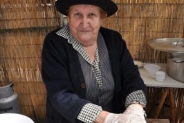Valsequillo despide a Dominguita Pérez, Almendra de Plata 2019