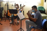 Las Escuelas Artísticas Municipales de Valsequillo inician el curso con el protocolo de prevención de la Covid-19