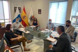 Las Palmas de Gran Canaria y Telde dan el primer paso para la puesta en marcha del  Plan Comunitario de Salud para Jinámar