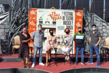 Temudas estrena la producción 'Encantada, un conjuro musical para toda la familia'