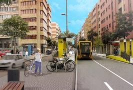 El Ayuntamiento adjudica a Hermanos García Alamo, S.L., las obras de MetroGuagua de la II Fase de la calle Luis Doreste Silva