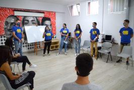 Valsequillo recibe la campaña itinerante del Cabildo sobre los peligros del COVID-19