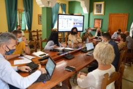 El pleno ordinario municipal de Valsequillo aprueba por unanimidad la mejora y ampliación del local social del barrio de la Era de Mota