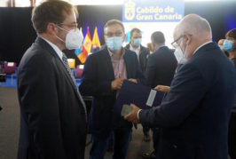 Valsequillo es uno de los nueve municipios de Gran Canaria que ya ha presentado su Plan de Acción por el Clima a la oficina del Pacto de Alcaldías