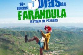 Llega en diciembre a Valsequillo el Festival de Payasos 'Tres días de Farándula'