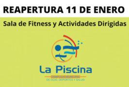 """El Complejo de Ocio, Deporte y Salud """"La Piscina"""" reabre sus puertas en Valsequillo"""