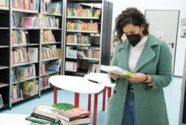 Más de 500 libros se unen al fondo de la Biblioteca Municipal de Valsequillo