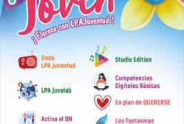 Juventud (LPA) oferta ocho actividades y talleres formativos de radio, mediación o gestión de proyectos digitales a través de 'Primavera Joven'