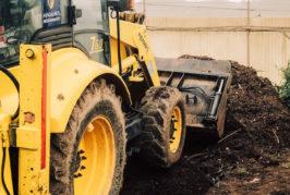 El compost ha venido a Valsequillo para quedarse con el reparto de más de 27.000 kilos en un mes