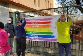 El Ayuntamiento de Valsequillo conmemora el Día Internacional contra la LGTBIfobia en el deporte
